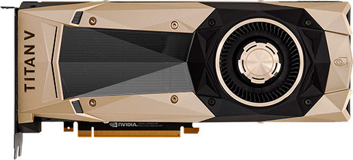 Nvidia GTX Titan V для майнинга криптовалюты