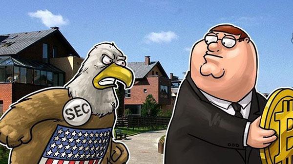 SEC и биткоин