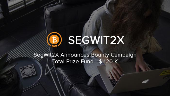 SegWit2X Bounty