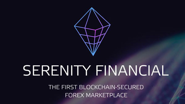 ICO платформы SERENITY FINANCIAL