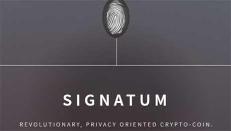Криптовалюта Signatum coin (SIGT)