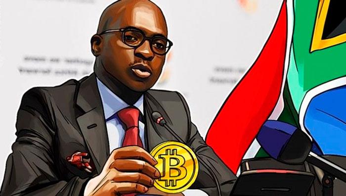 Криптовалюта в Южной Африке