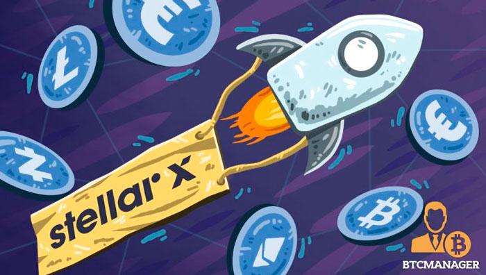 Децентрализованная криптобиржа StellarX
