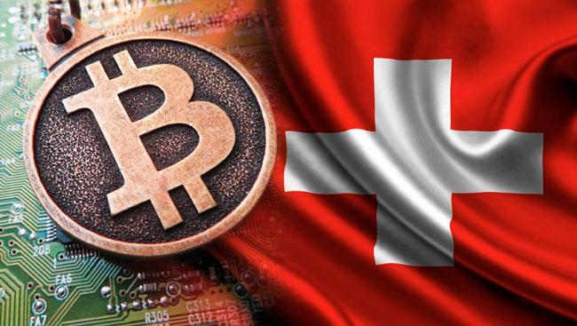 Криптовалюта в Швейцарии