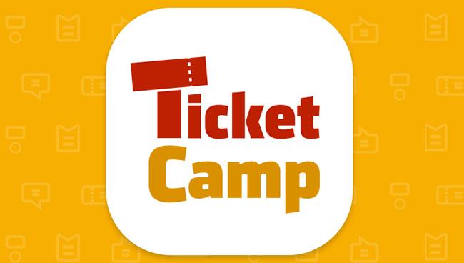Ticket Camp принимает оплату в Bitcoin