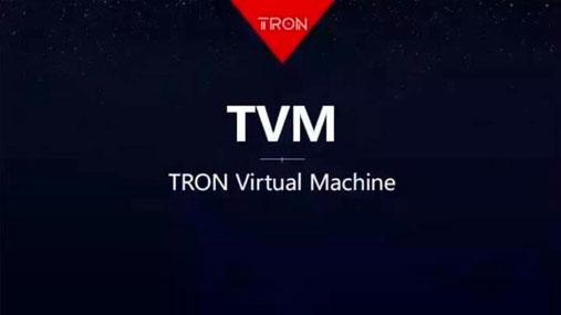 Виртуальная машина TRON (TVM)