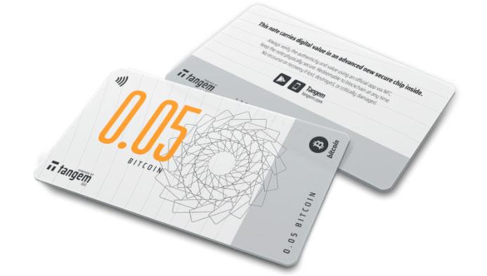 Смарт-банкноты Tangem