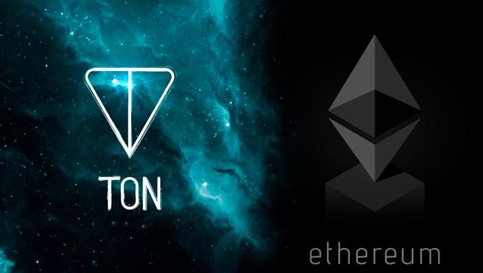Telegram Open Network совместим с сетью Ethereum (ETH)