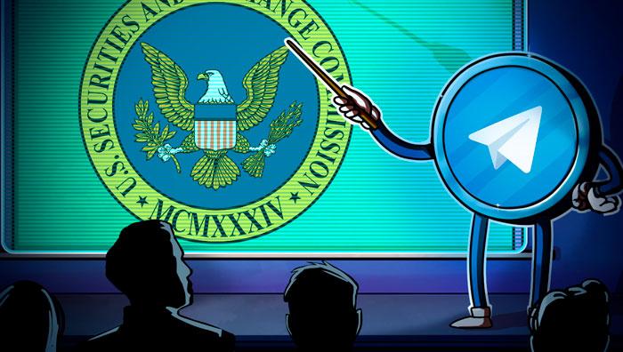 SEC и Telegram