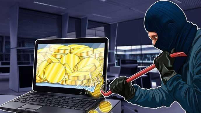 Хакеры взламывают криптокошельки