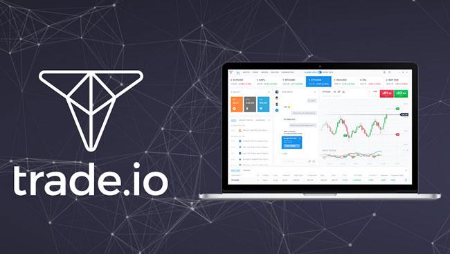 ICO платформы trade.io