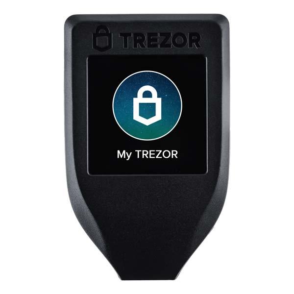 Аппаратный кошелек Trezor T
