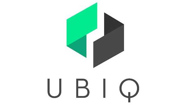 Криптовалюта Ubiq