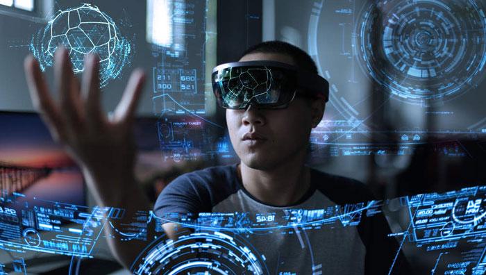 Виртуальная и дополненная реальность VR / AR