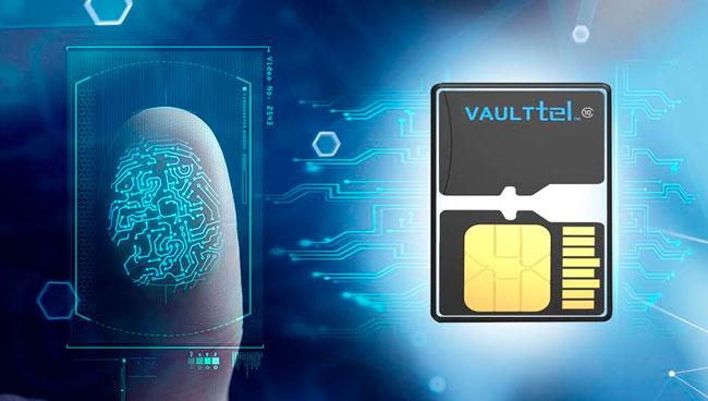 Аппаратный криптокошелек с биометрической аутентификацией