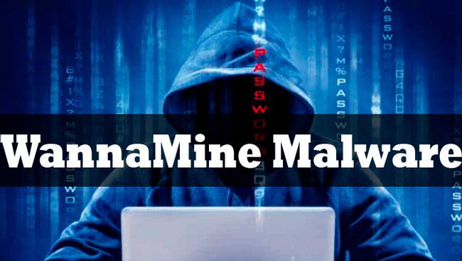 Появился новый вирус для скрытого майнинга WannaMine