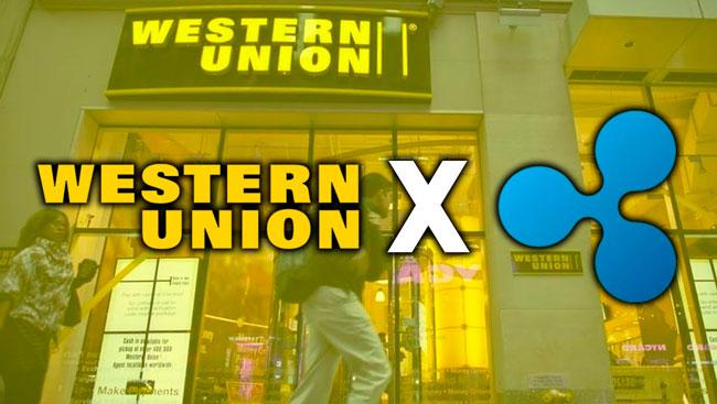 Western Union сотрудничает с Ripple