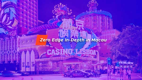 Zero Edge выходит на рынок Китая
