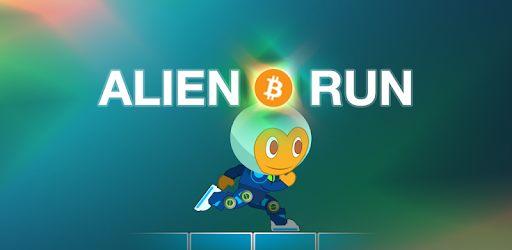 Биткоин-игра Alien Run