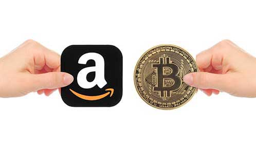 Amazon принимает биткоины