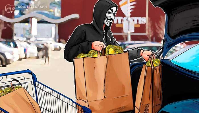 Разработка контроля за транзакциями анонимных криптовалют