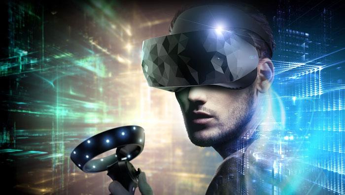 Виртуальная реальность - технология AR