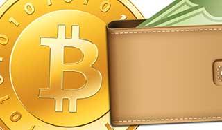 Кошельк для криптовалюты Биткоин