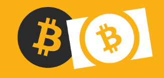 Лого Bitcoin Cash