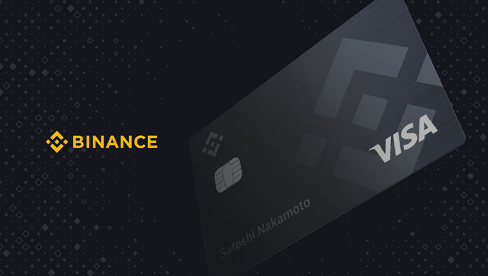 Карта Binance Visa