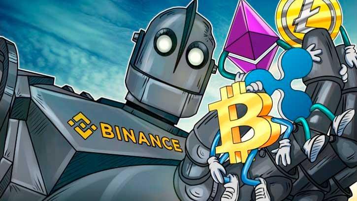 Биржа Binance запустит децентрализованный обмен криптовалюты