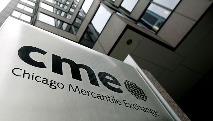 Чикагская товарная биржа CME Group