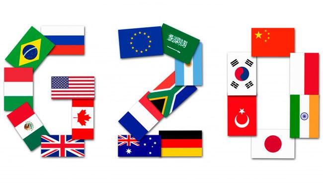 Биткоин на G20