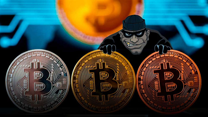 Криптовалюта и преступность
