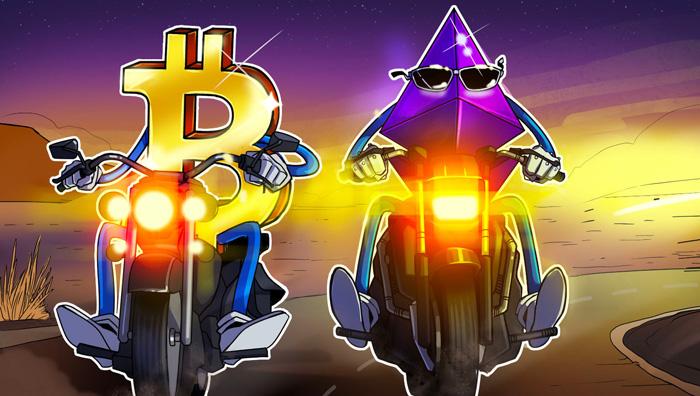Bitcoin или Ethereum