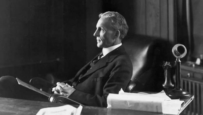 Генри Форд предсказал появление биткоина
