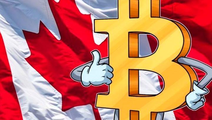 Криптовалюта в Канаде