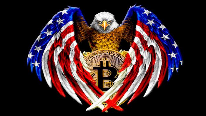 Криптовалюта в США