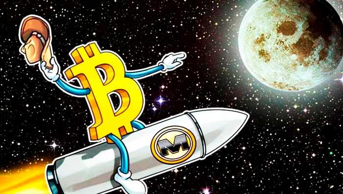 Курс Bitcoin (BTC) пробил $12 000
