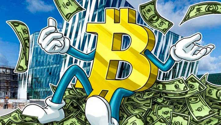 Во время бычьего ралли капитализация Bitcoin превысит Во время бычьего ралли капитализация Bitcoin превысит $1 трлн трлн
