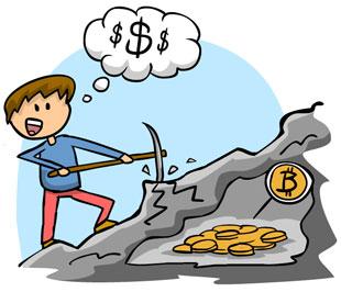 Майнинг биткоинов (Bitcoin)