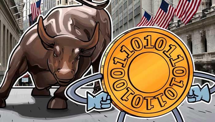 Биткоин на Wall Street