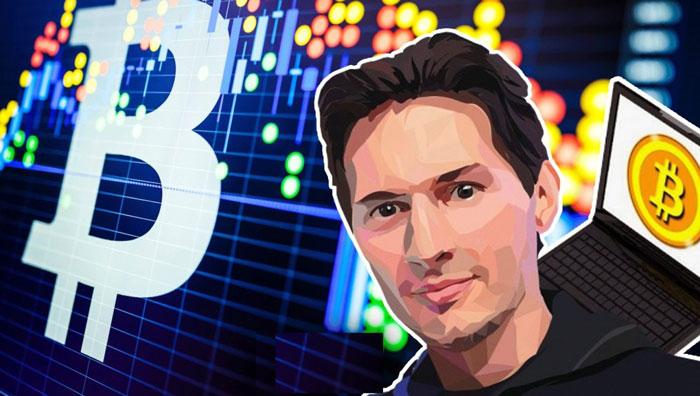 Павл Дуров и биткоин