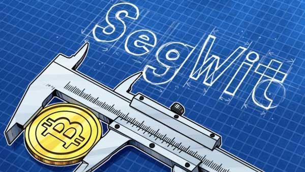 Активация протокола SegWit в сети биткоин