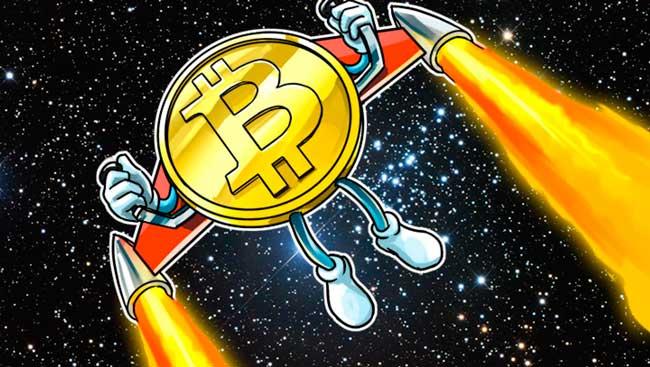 Исторический рекорд курса Bitcoin