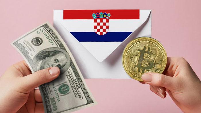 Bitcoin в Хорватии