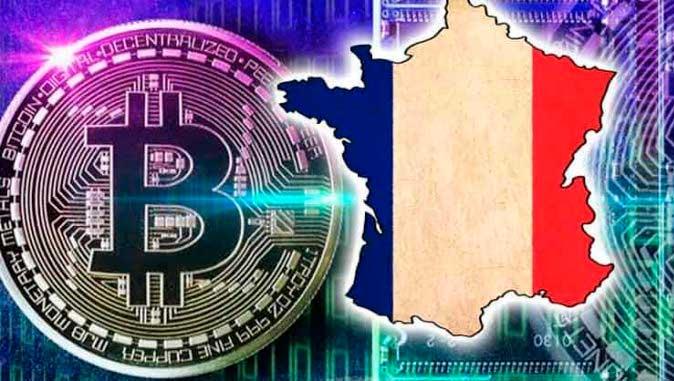 Криптовалюта во Франции