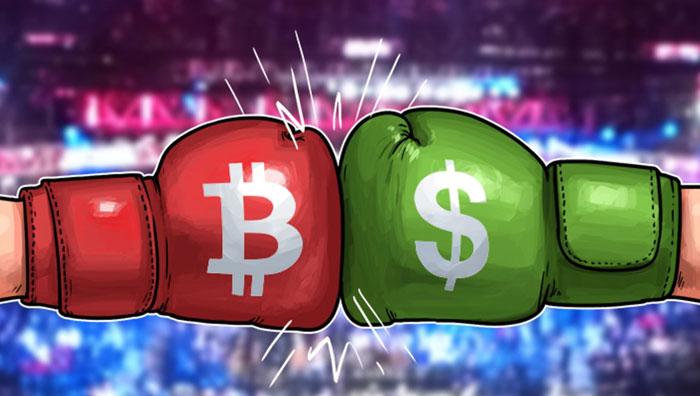 Биткоин или доллар