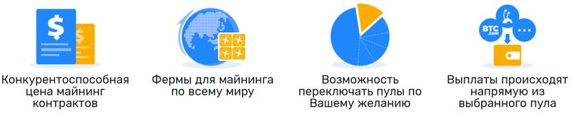 особенности майнинг платформы Bitdeer