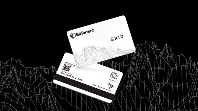 Криптовалюта BitTorrent выпустит карты для оплаты покупкок в BTT