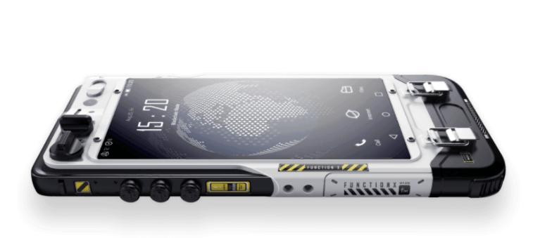 Криптовалютный смартфон Blok on Blok
